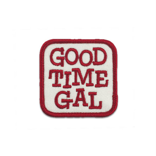 "BEHOLDER ""Good Gal"" patch"