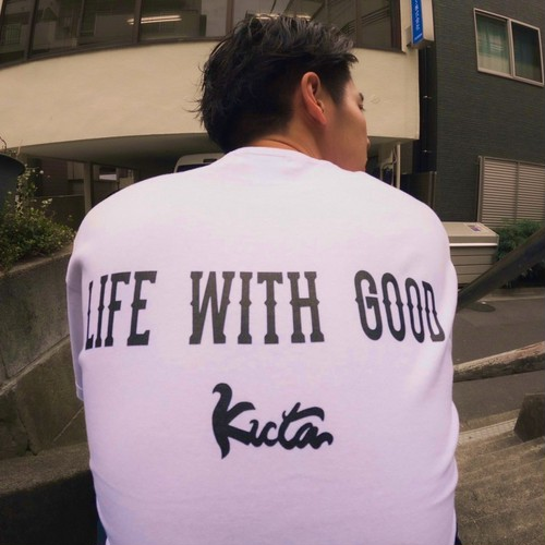 LIFE WITH GOOD T-shirts