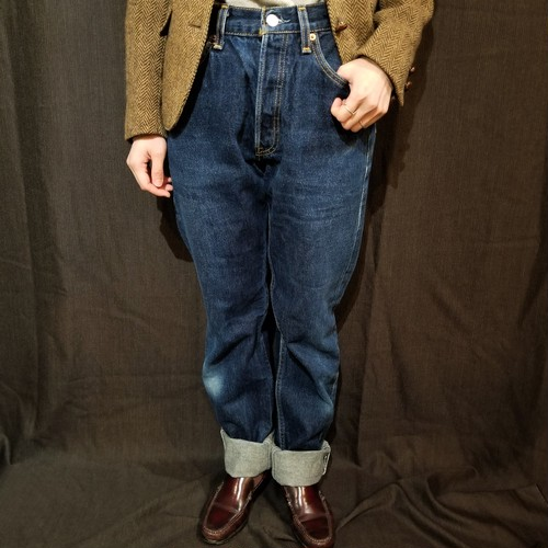 Levi's 501 denim pants / Made in USA [H-112]