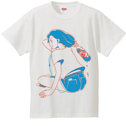 炭酸Tシャツ バニラホワイト