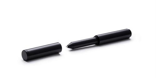 クラシック ブラック アルミニウム ペン