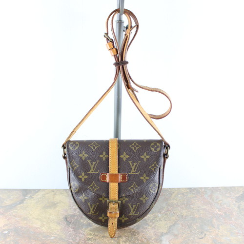 .LOUIS VUITTON M40646 884VI MONOGRAM PATTERNED SHOULDER BAG MADE IN FRANCE/ルイヴィトンシャンティモノグラム柄ショルダーバッグ 2000000047799