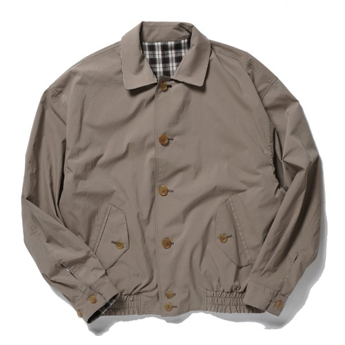 MAATEE & SONS REVERSIBLE UNCLE JACKET(BROWN CHECK)