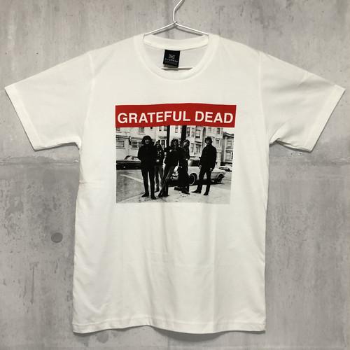 【送料無料 / ロック バンド Tシャツ】GRATEFUL DEAD / Photograph Men's T-shirts M グレイトフル・デッド / フォトグラフ メンズ Tシャツ M