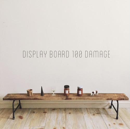 display board 100 damage