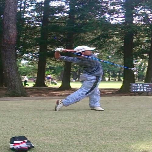 研修生しながらプロゴルファーを目指します!研修生セミプロ