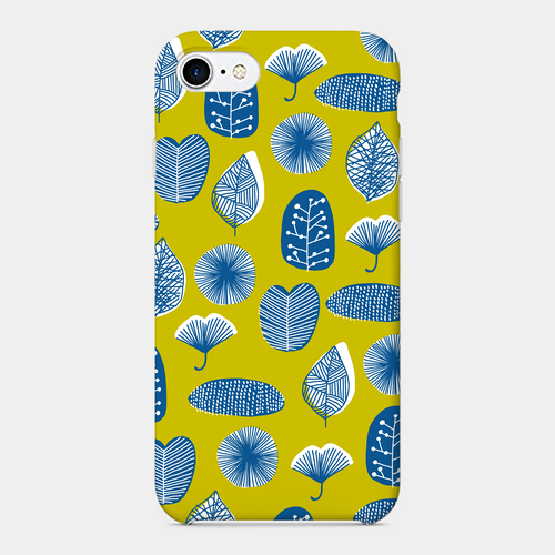 【Leaves】 phone case (iPhone / android)