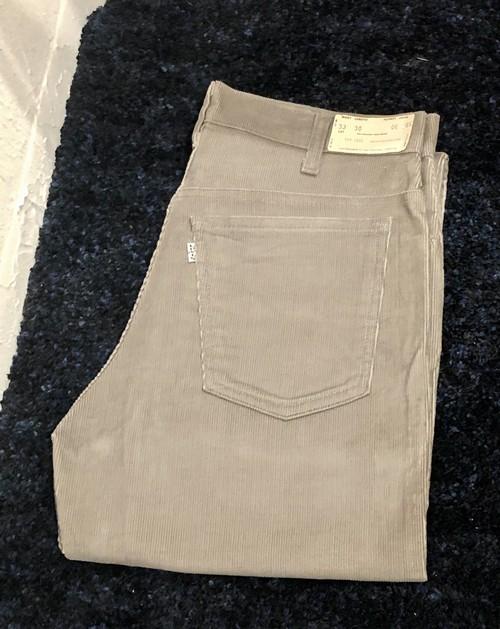 80's Deadstock Levi's519 Corduroy pants