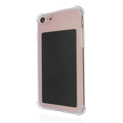 吸着スマートフォンケース(四隅衝撃吸収型) iPhone 7or8