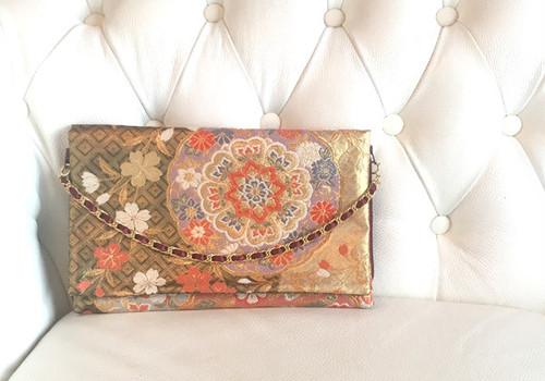 Clutch bag【桜 SAKURA】