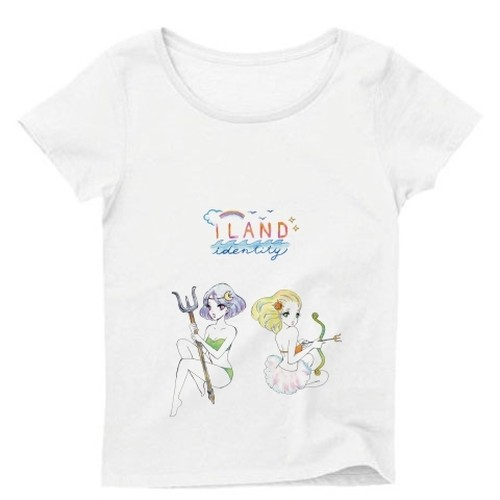 ILAND womans T-shirts Lady's