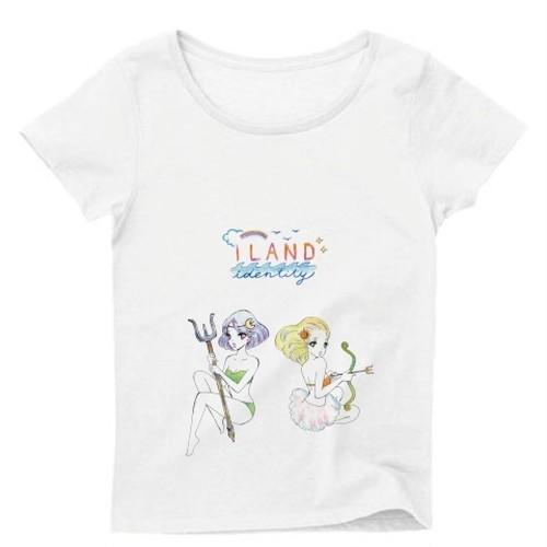 ILAND womans T-shirts Lady's