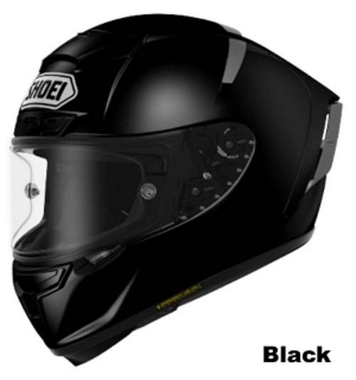 SHOEI X-Fourteen black