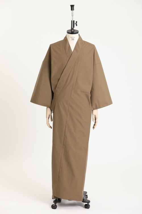 OUTDOOR*KIMONO / FR / Brown(With tailoring)