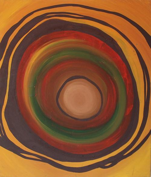 [絵画] circle | 08-04