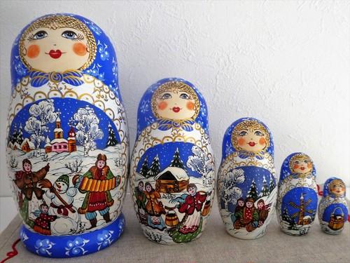 ロシアの冬