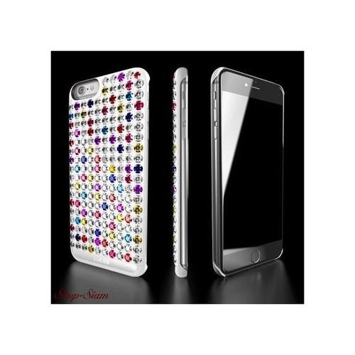 LUCIEN(ルシアン) iPhone6 Plus/6S Plus case Multicolor <White>