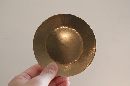 『Lue』の4寸平皿