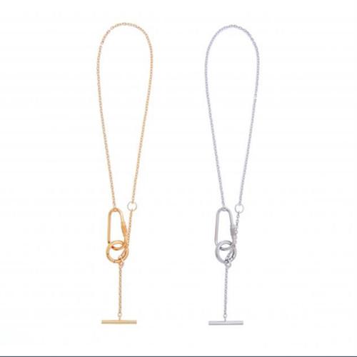 Sead's Mara/シーズマーラ Carabiner motif necklace 21A3-67