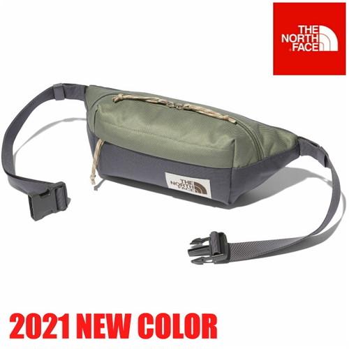 ノースフェイス バッグ ウエストバッグ ヒップバッグ ランバーパック THE NORTH FACE Lumbar Pack NM71954 アガベグリーン