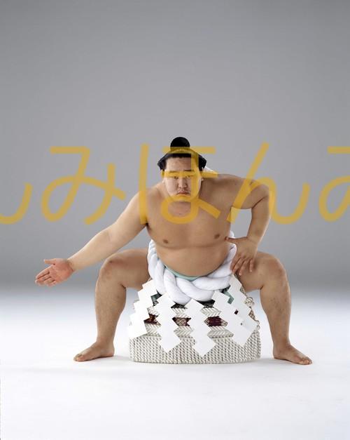 平成15年9月場所優勝 横綱 朝青龍明徳関(4回目の優勝)