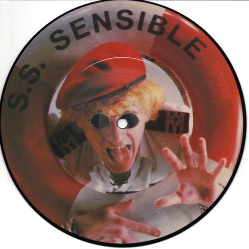 【7inch・英盤】Captain Sensible  /  Croydon
