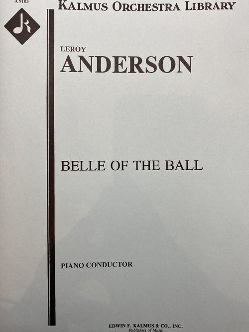 アンダーソン:舞踏会の美女 / コンデンススコア