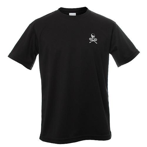 TUTC ゲームシャツ ブラック GS-011