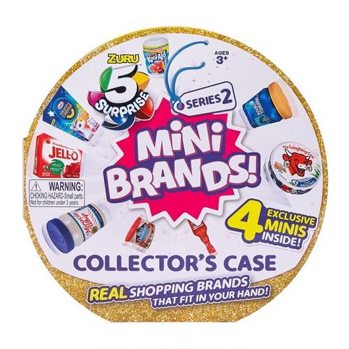 5 Surprise S2 Mini Collectors Case mini brands ミニブランド コレクターケース