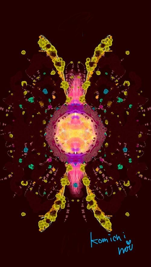 宇宙の音✡️曼陀羅