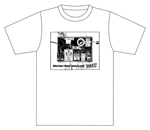 kichijojiWARP T-shirts