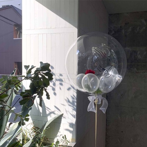 BALLOON FLOWER FLOAT TYPE - chicano -