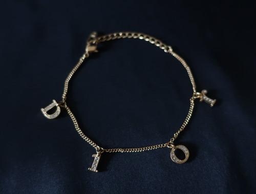 Dior Logo Bracelet