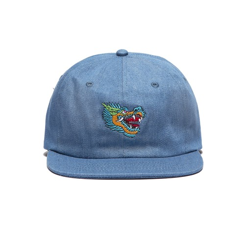 ALLTIMERS What A Drag Hat Light Denim