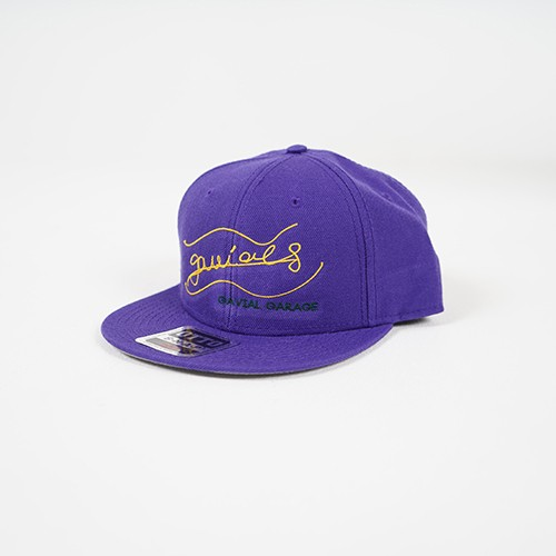 GARAGE CAP(PURPLE) / GAVIAL