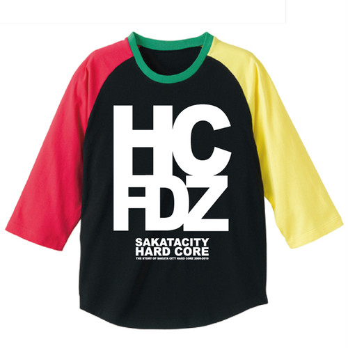 """SAKATA CITY HARD CORE""Tee"