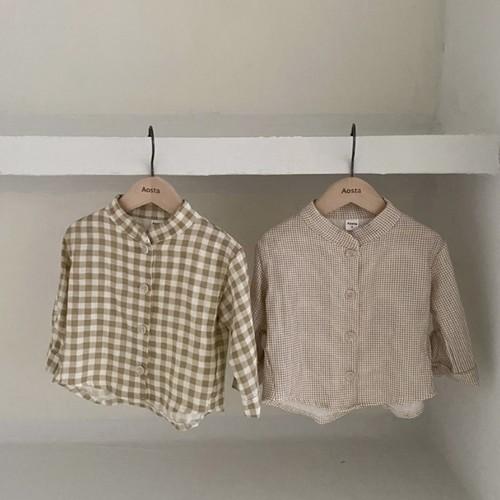【再販!即納】bongbong shirt / Aosta