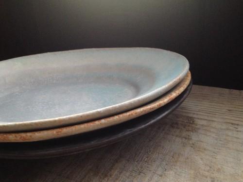 耐熱obal plate(L)