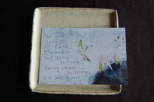 カード(Emu)「Leave for South」