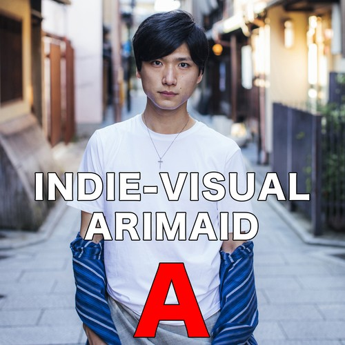 【ブロマイド】INDIE-VISUAL ARIMAID (A)