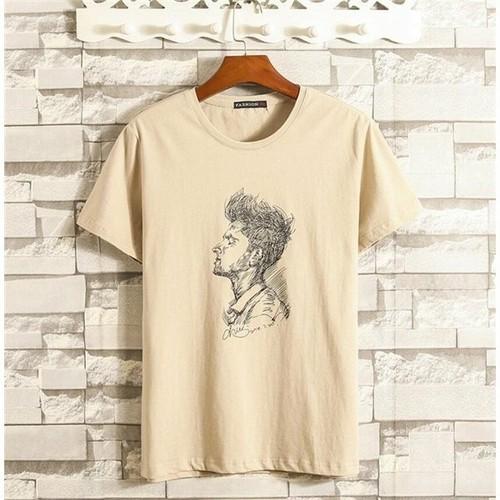 男女兼用横顔TシャツMサイズ
