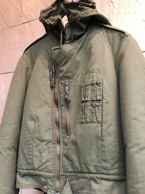 1980s canadian military jacket