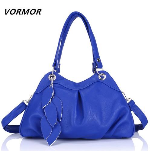 VORMOR 2016 Female Handbag bags PU Leather Shoulder Crossbody  Bag Women Messenger Bags High Quality Designer Brand Ladies  Bags