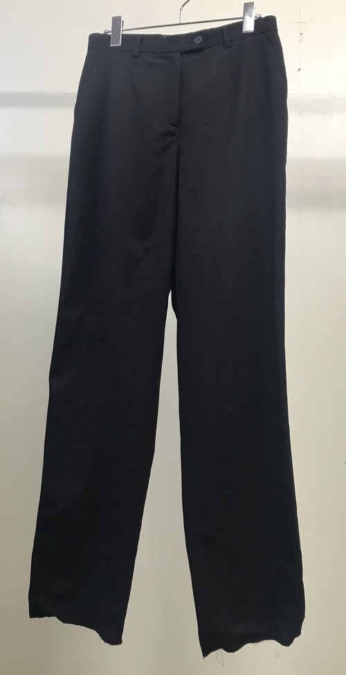 1990s CALVIN KLEIN COLLECTION HIGHWAISTED TROUSERS