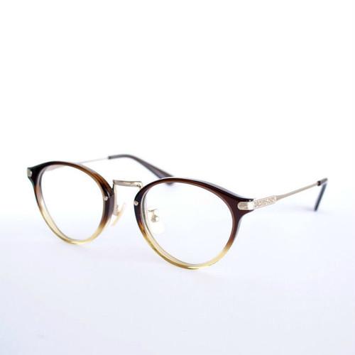 ayame:アヤメ 《GENERAL -ジェネラル col.Limited Color》 眼鏡 コンビネーションボストン