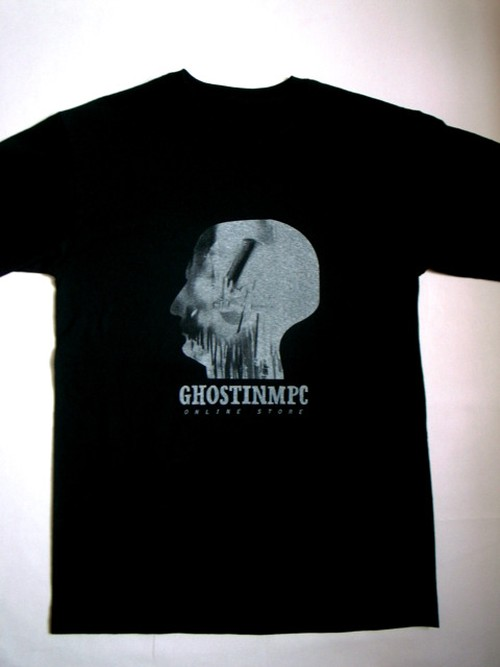 ghostinmpc online store T-shirts Black