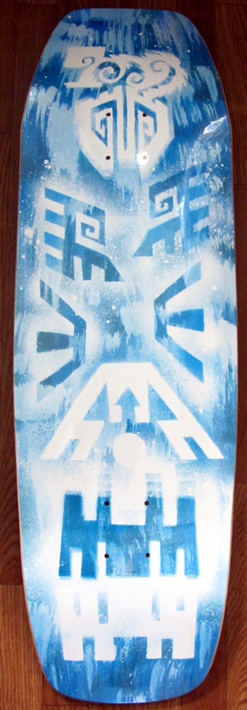 "DREAM1000 SKATEBOARD "" COUNTERCULTURE """