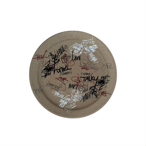 WALL 平皿 (18cm)【LABEL】