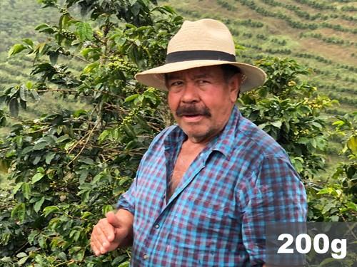 コロンビア   ヨハン・ヴェルガラ農園 ピンクブルボン ナチュラル(ダブルファーメンテーション)   コーヒー豆200g