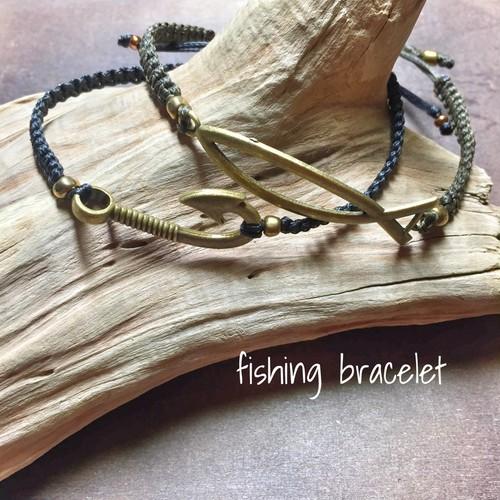 【fishing bracelet】
